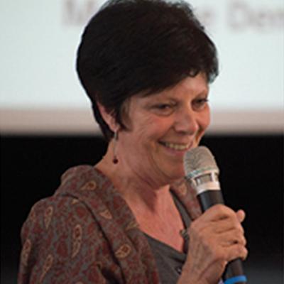 Conférence de Monique Denyer, de l'Université de Bruxelles (Belgique)